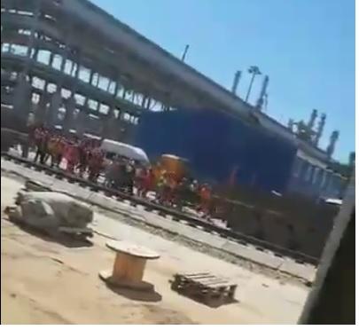 Бунт иностранных рабочих в Тобольске