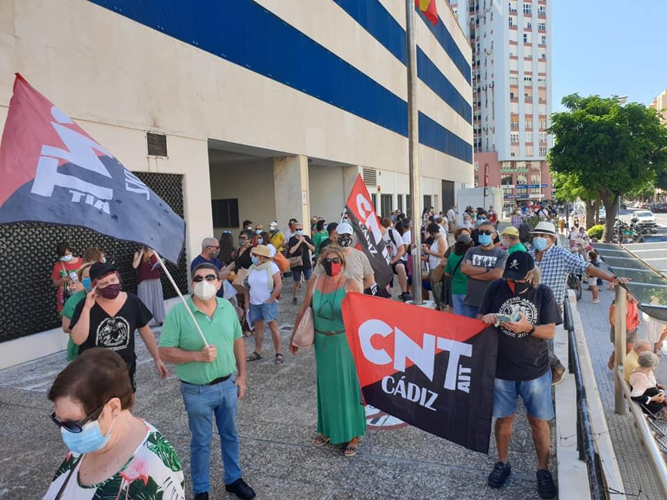 Испания: CNT-AIT активизируется