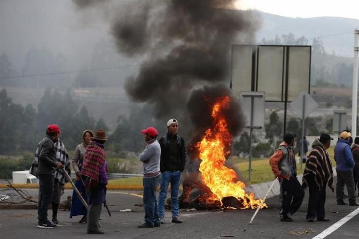 Эквадор: Рабочие и крестьяне против неолиберализма Ленина