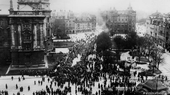 Вадим Дамье. Анархисты и революция 1918-1919 в Баварии