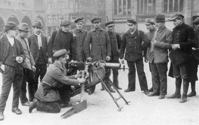 Мартовская революция 1920 г. в Германии