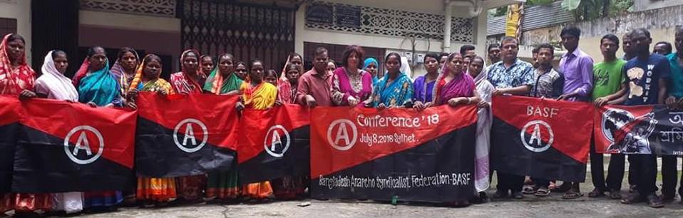 Первая анархо-синдикалистская конференция в Бангладеш