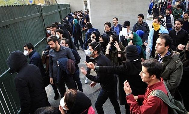 Британские анархисты-коммунисты о протестах в Иране
