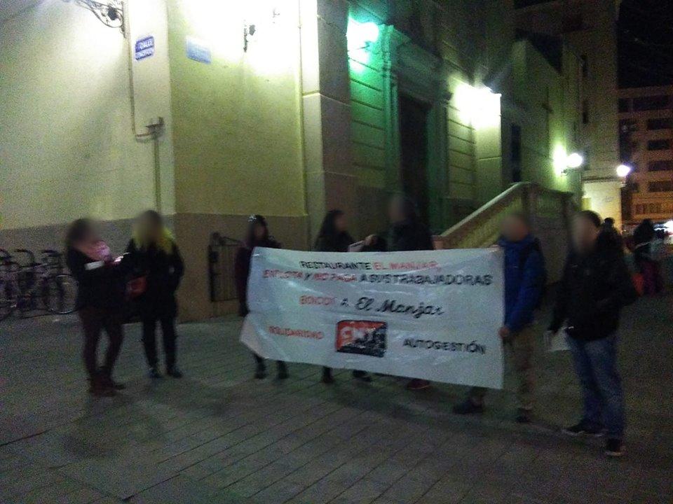 Испания: Кампании анархо-синдикалистов в Альбасете