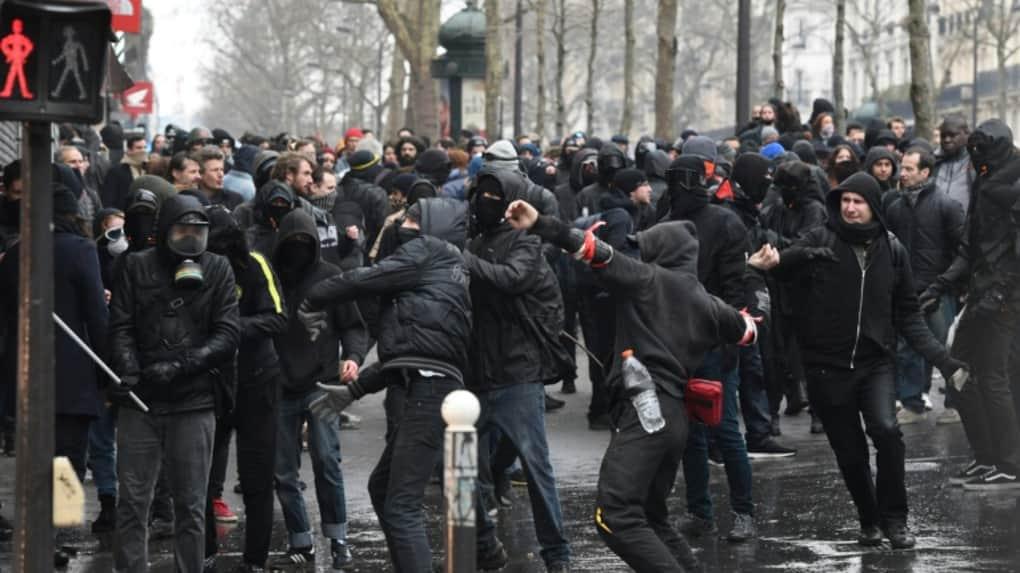 """Франция против """"макронеолиберализма"""""""