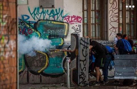 Чили: 24-й день социального бунта