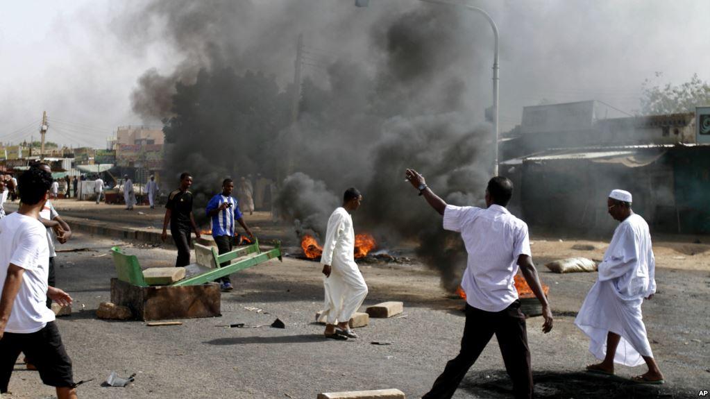 """""""Хлебный бунт"""" в Судане"""