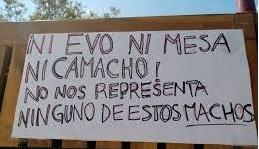 Анархисты Боливии о ситуации в стране