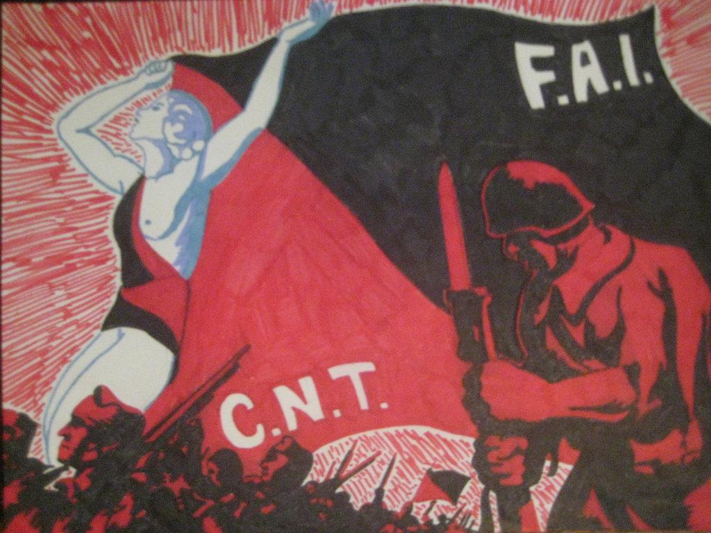 Фёдоров А.Ю. Тенденции и полемика в либертарном движении Испании (осень 1936 - весна 1937 гг.)