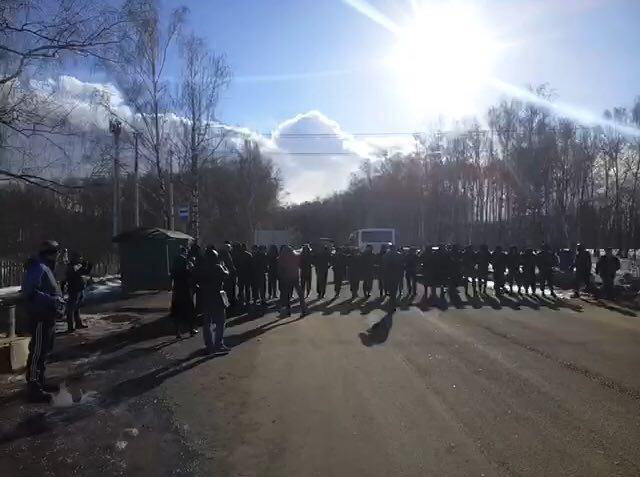 """""""Мусорный бунт"""" в Подмосковье"""