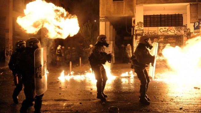 Греция: война за Экзархию