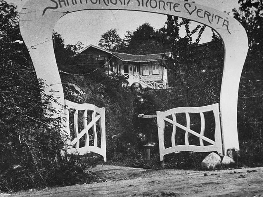 Монте-Верита: экспрессионистская утопия и анархизм