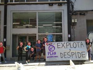 """Испания: Новый трудовой конфликт с фондом """"План интернасиональ"""""""