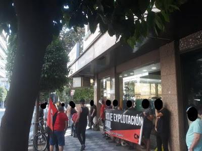 CNT-AIT (Испания): конфликты июня