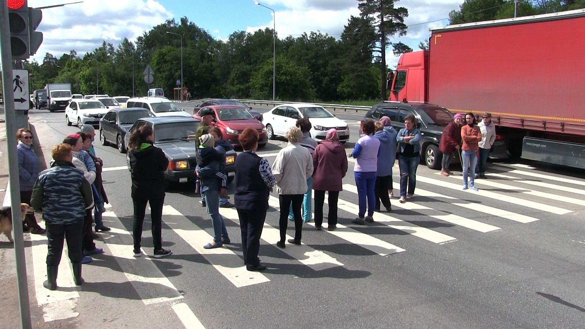 Блокады дорог как метод борьбы возвращаются в Россию