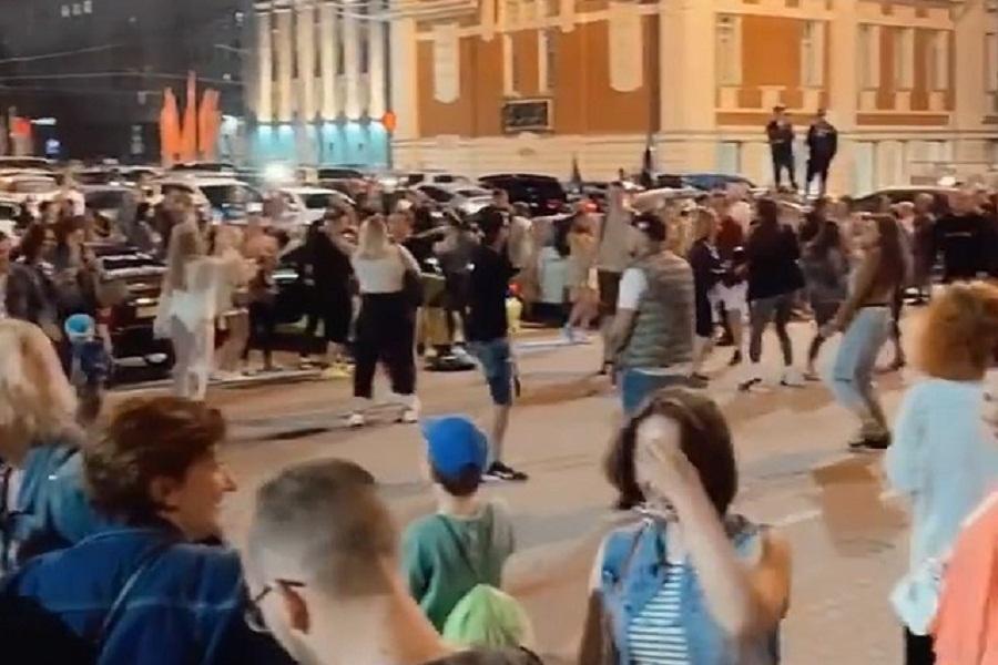 Россия: Население саботирует запреты