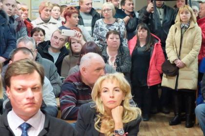 "Воронеж: Стачка на ""скорой помощи"""